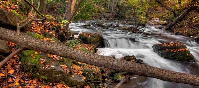 Fall is a wonderful time to enjoy shopping, dining, and the wonderful sights in Sellersville, Bucks County PA