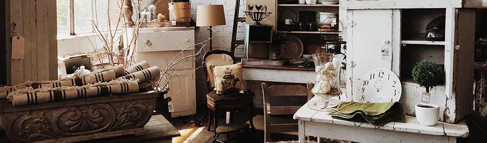 Antique Stores, Vintage Goods in the Sellersville, Bucks County PA area